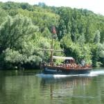 front - The Dordogne River