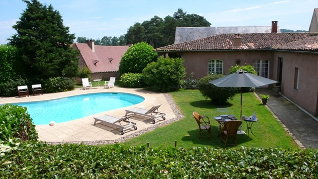 High Quality Chateau Cottage | Self Catering Holiday Cottage With Private Swimming Pool,  Close To Sarlat And Bergerac, In The Dordogne.